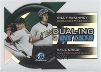 Billy McKinney, Kyle Crick