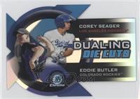 Corey Seager, Eddie Butler