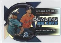 George Springer, Taijuan Walker