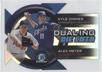 Kyle Zimmer, Alex Meyer