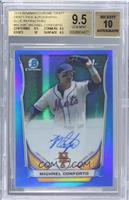 Michael Conforto (Issued in 2015 Bowman Chrome) /150 [BGS9.5]