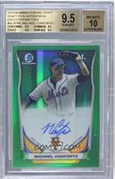 Michael Conforto (Issued in 2015 Bowman Chrome) /99 [BGS 9.5]