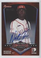 Nick Gordon /199