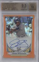 Jacob Gatewood /25 [BGS 9.5]
