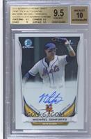 Michael Conforto (Issued in 2015 Bowman Chrome) [BGS9.5]
