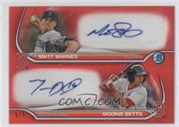Matt Barnes, Mookie Betts /5