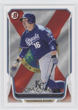 2014 Bowman Hometown #116 - Billy Butler