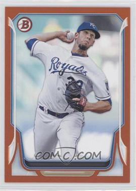 2014 Bowman Orange #48 - James Shields /250