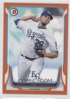 2014 Bowman Orange #48 - James Shields /250