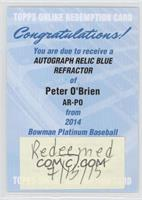 Peter O'Brien /199 [REDEMPTION Being Redeemed]