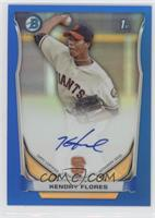 Kendry Flores /150