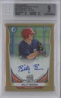 Billy Burns /50 [BGS9]