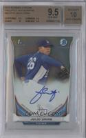 Julio Urias [BGS 9.5]