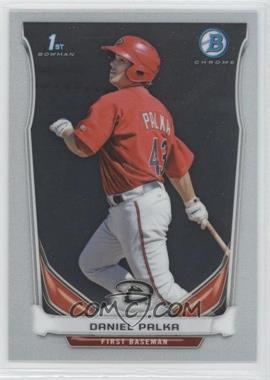 2014 Bowman Prospects Chrome #BCP63 - Daniel Palka