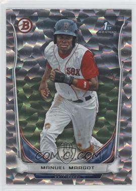 2014 Bowman Prospects Silver Ice #BP90 - Manuel Margot