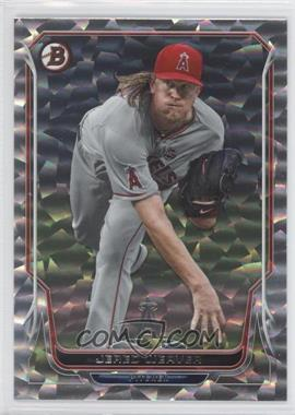 2014 Bowman Silver Ice #161 - Jered Weaver