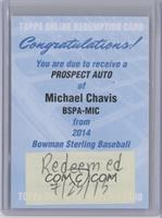 Michael Chavis [REDEMPTION Being Redeemed]