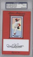 Bob Gibson /100 [PSA/DNA Certified Auto]