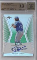 Franklin Barreto /10 [BGS 9.5]