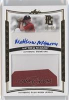 Matthew McGarry /25