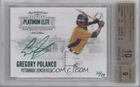 Gregory Polanco /50 [BGS 10]