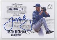 Justin Nicolino /200