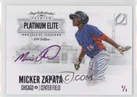Micker Zapata /1