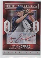 Sam Howard /25