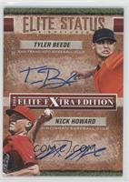 Nick Howard, Tyler Beede /25