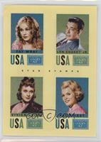 Fay Wray, Pat Priest, Vivien Leigh, Lon Chaney Jr.