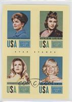 Jacqueline Kennedy, Elizabeth Montgomery, Loretta Swit, Vivien Leigh