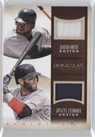 David Ortiz, Dustin Pedroia /49