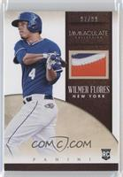 Wilmer Flores /99