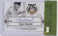 Stan Musial /25