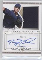 Jimmy Nelson /25