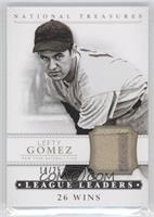 Lefty Gomez /25