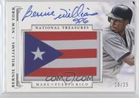 Bernie Williams /25