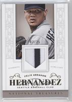 Felix Hernandez /25