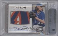 Jacob deGrom /99 [BGS 9]