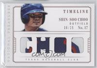 Shin-Soo Choo /25