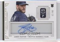 James Paxton /25