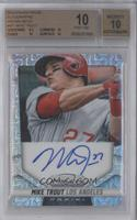 Mike Trout /25 [BGS 10]