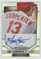 Matt Carpenter