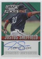 Justus Sheffield /35