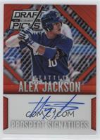 Alex Jackson /100