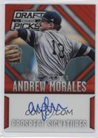 Andrew Morales /100