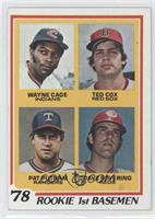 Wayne Cage, Ted Cox, Pat Putnam, Dave Revering