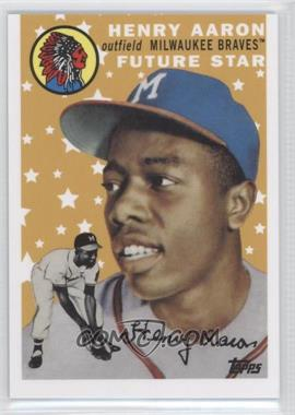 2014 Topps - Future Stars That Never Were #FS-15 - Hank Aaron