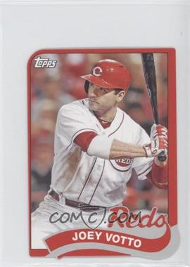 2014 Topps 1989 Topps Die-Cut Minis #TM-37 - Joey Votto