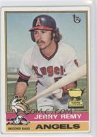 Jerry Remy [Good to VG‑EX]